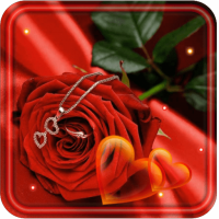 Romantic Rose live wallpaper