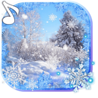 Winter Snow Falling live wallpaper
