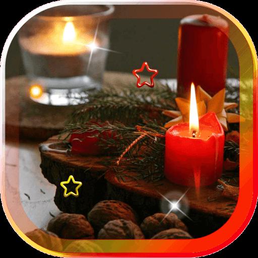 Christmas Candle 2016