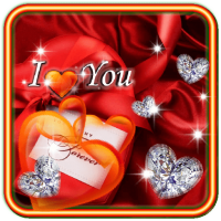 Valentine Wishes HD LWP