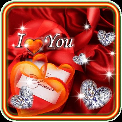 Valentine Wishes HD LWP