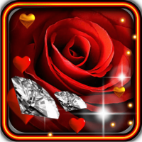 Valentine Day Diamantes
