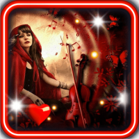 Valentine Gothic livewallpaper