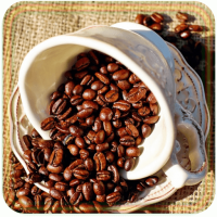 Coffee Free live wallpaper