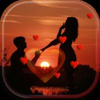 Sunset Love LWP
