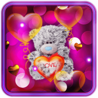 Teddy Love Wish 2016 LWP