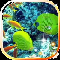 Underwater Coral Reef LWP