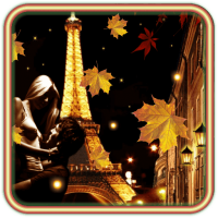 Paris Autumn Night