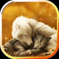 Wolf Love HD LWP