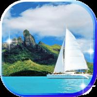 Tropical Coast Boat LWP