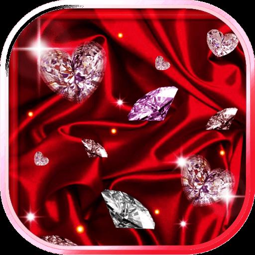 Falling Diamonds LWP