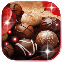 Chocolate Style live wallpaper