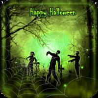 Halloween Zombie 2017