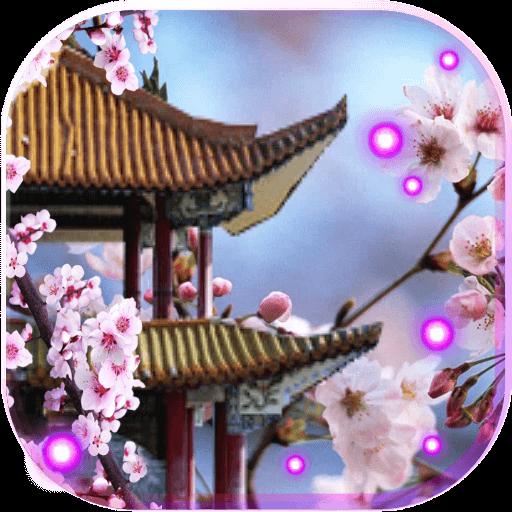 Japan Sakura live wallpaper