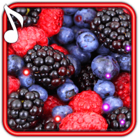 Berries and Fruits live wallpaper