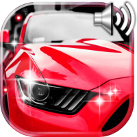 Cars Sport Red live wallpaper