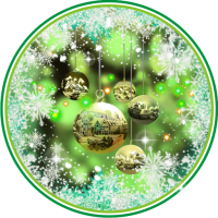 Christmas Tree Toys live wallpaper