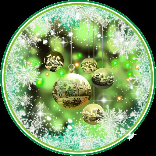 Christmas Tree Toys live wallpaper