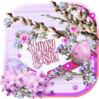 Easter Wishes 2018 live wallpaper
