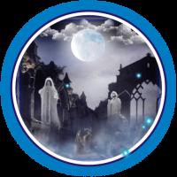 Halloween Ghosts Live Wallpaper