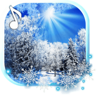Snow n Sun live wallpaper