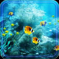 Aquarium Life live wallpaper