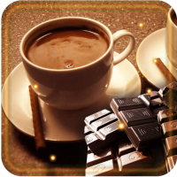 Chocolate n Coffee live wallpaper
