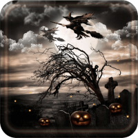 Halloween Witches 2018 live wallpaper