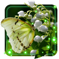 Lily of valley HD Live wallpaper